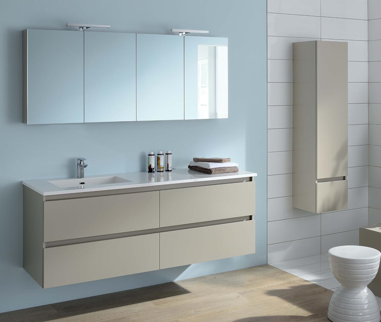 Creation Salle De Bain Dans Une Chambre ~ gamme sobro grand meuble salle de bain sanijura