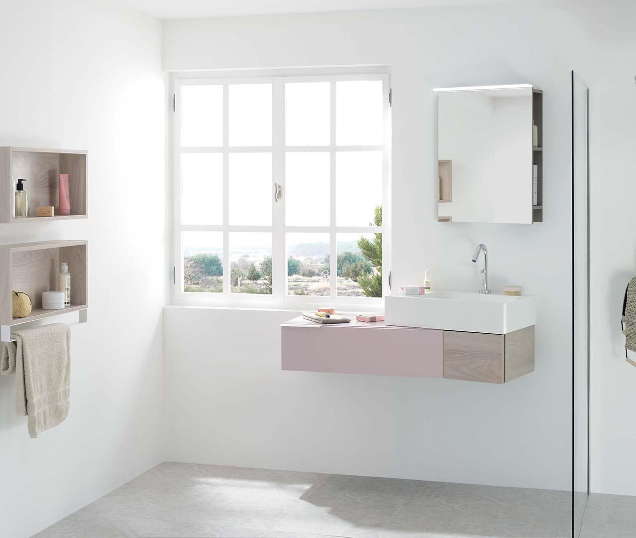 Affiche Salle De Bain ~ gamme vertigo salle de bain design meuble sdb sanijura