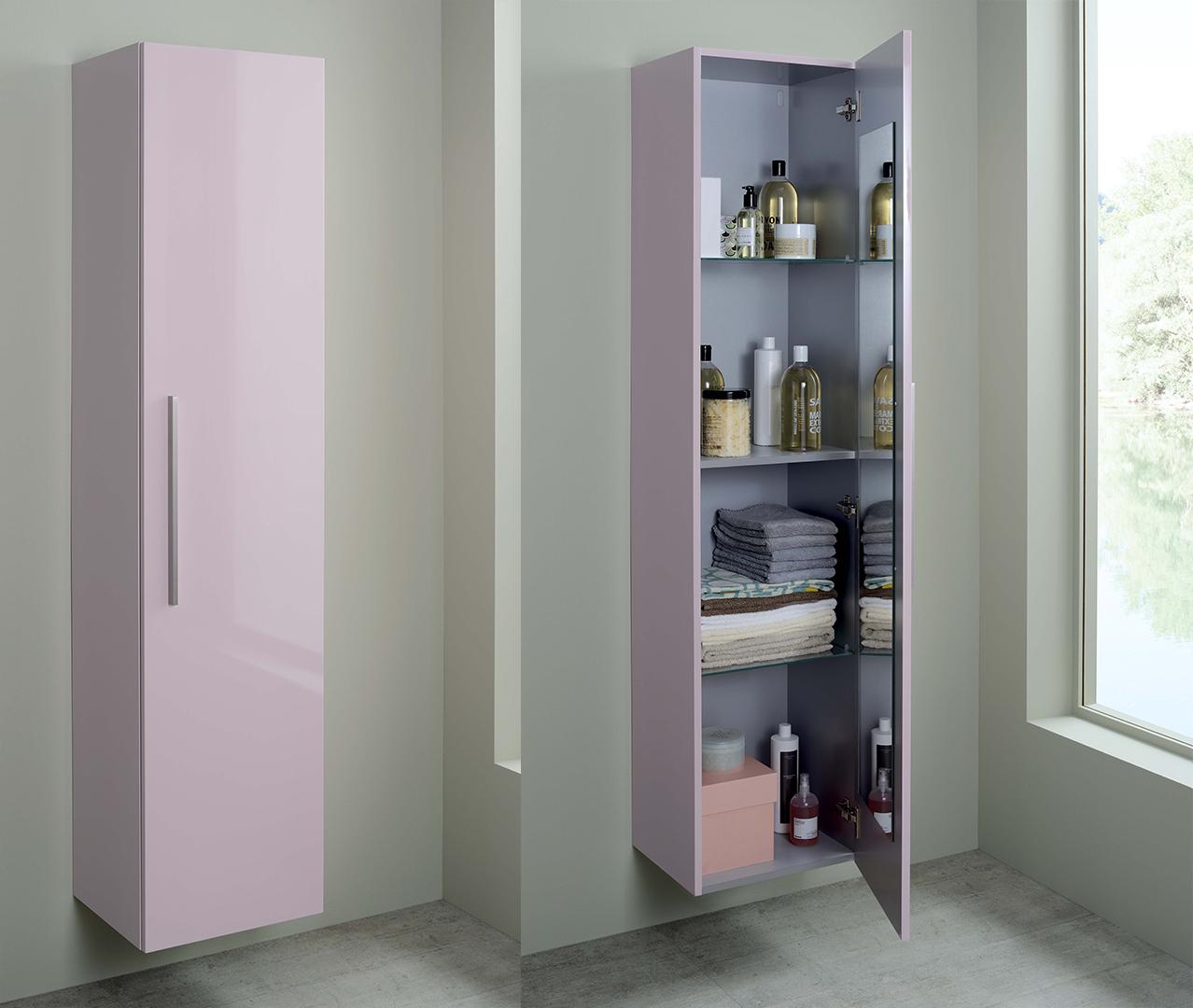 Gamme elemento colonne salle de bain colonne rangement Colonne de rangement salle de bain