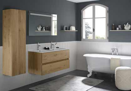 meuble de salle de bain eleven - Sanijura