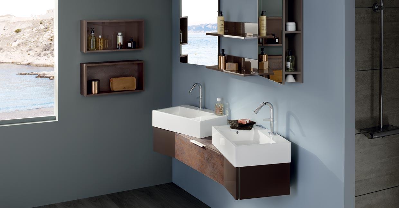 Espace Entre 2 Vasques double vasque : pourquoi choisir un double vasque ? - sanijura