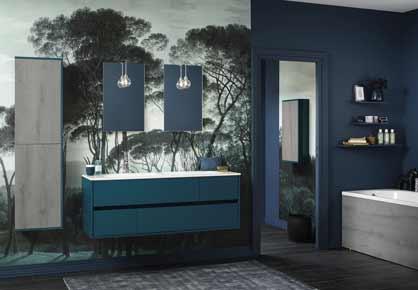 meuble de salle de bain frame - Sanijura