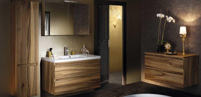 Salle de bain lignum - Sanijura